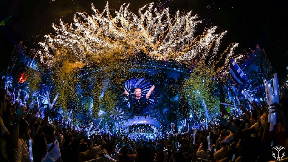 Armin van Buuren: Tomorrowland