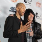 Whole Planet Foundation Pre Grammys with Rudy Sarzo and Dug Pinnick