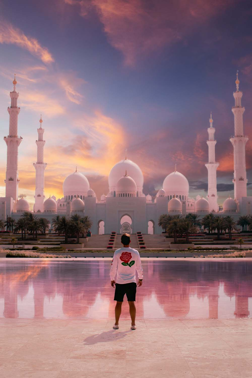 Abu Dhabi Sunset