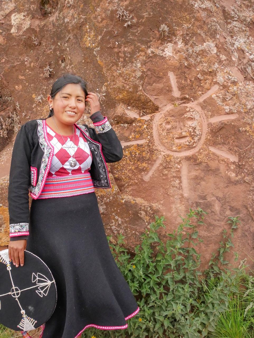 Portal de Aramu Muru Peru