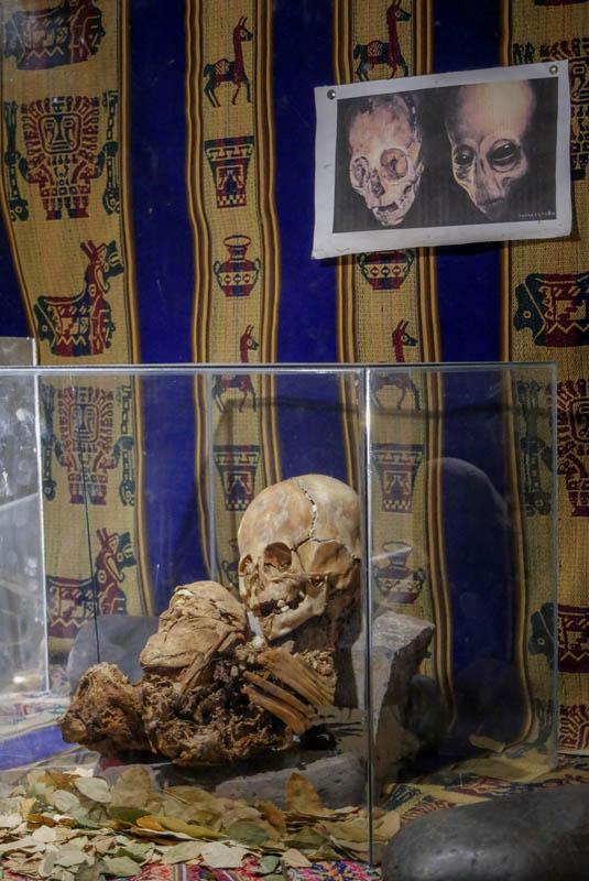 Museo Ritos Andinos Peru