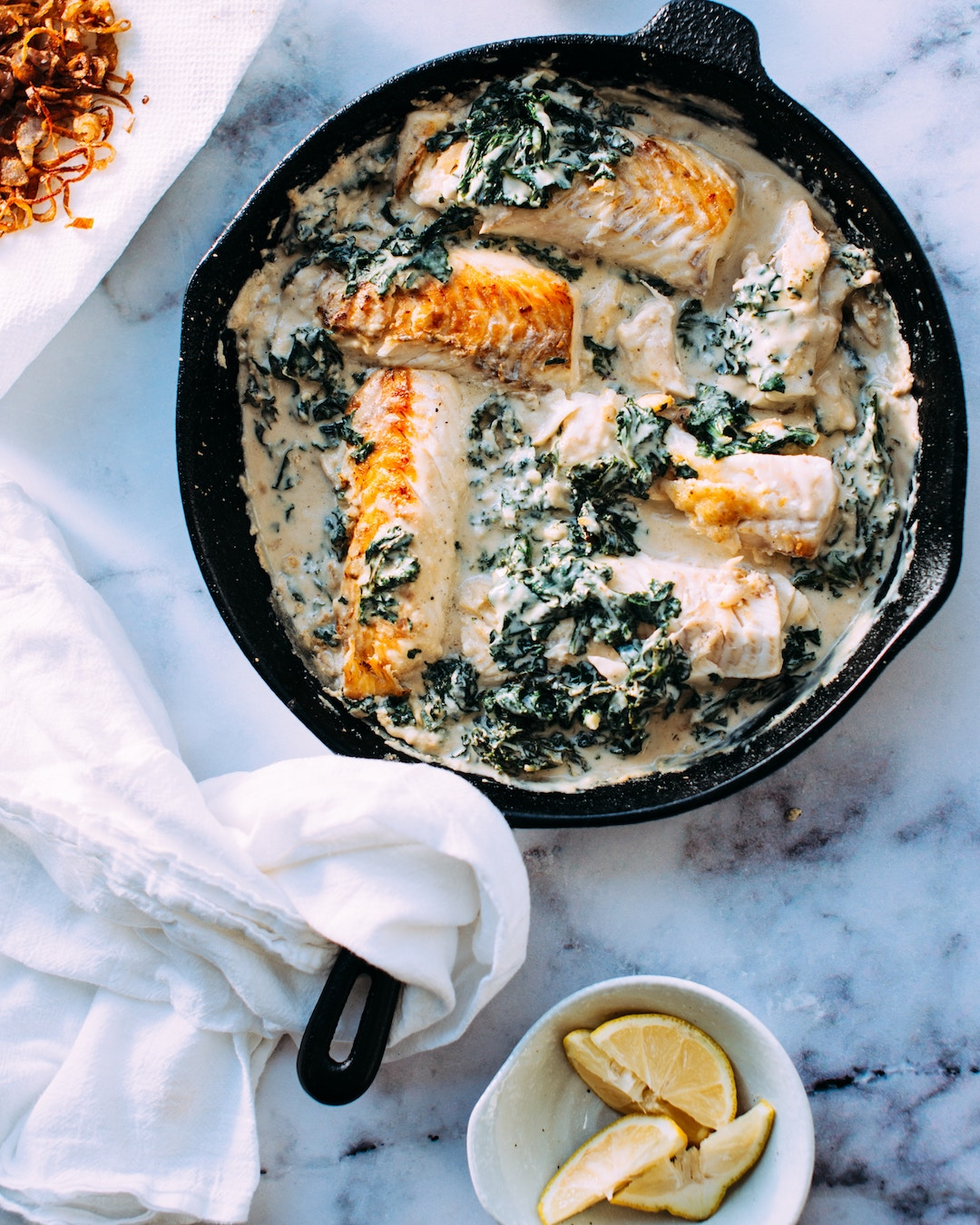 seafood fish keto diet