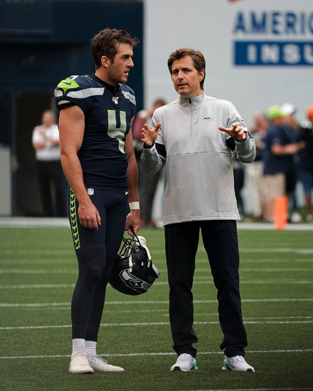 Seattle Seahawks Michael Gervais Finding Mastery Compete to Create