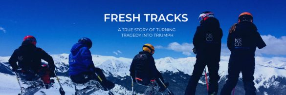 Fresh Tracks Paul Leimkuehler Military Veteran