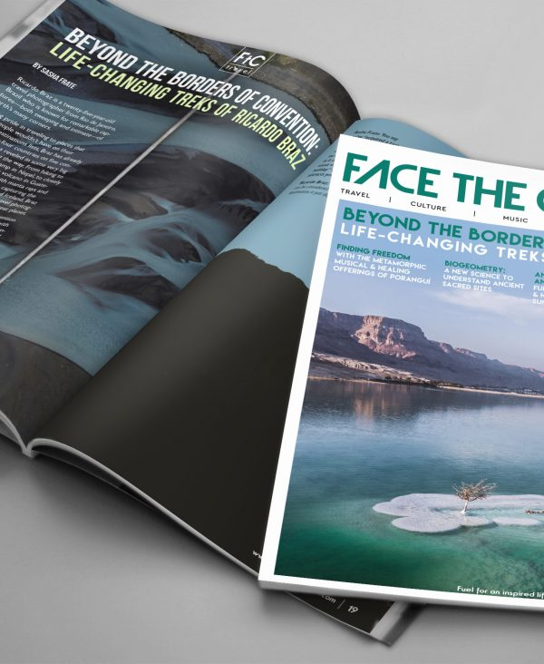 Issue 32 Face the Current