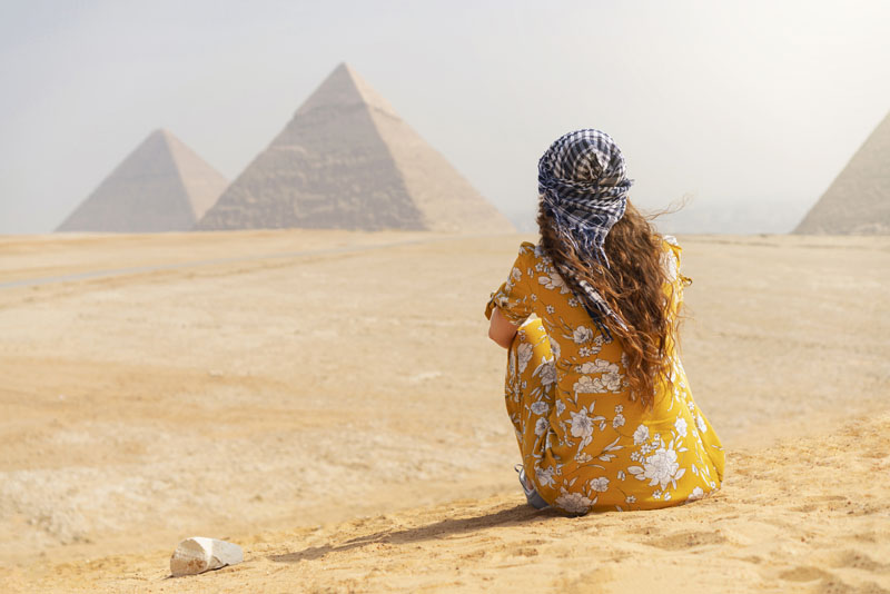 BioGeometry: A New Science to Understand Ancient Sacred Sites Pyramid Egypt