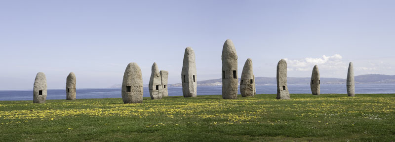 BioGeometry: A New Science to Understand Ancient Sacred Sites Giant Stone Statues