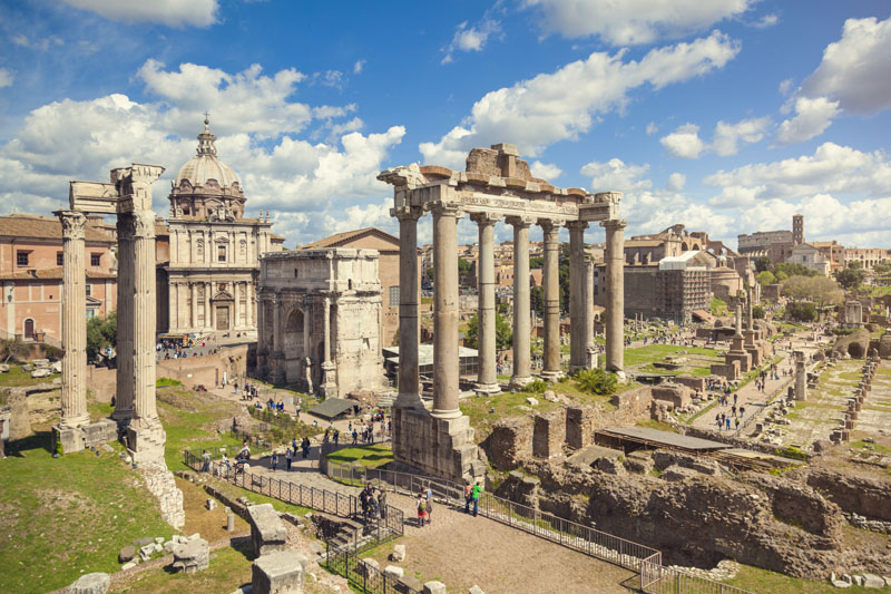 BioGeometry: A New Science to Understand Ancient Sacred Sites Rome Italy