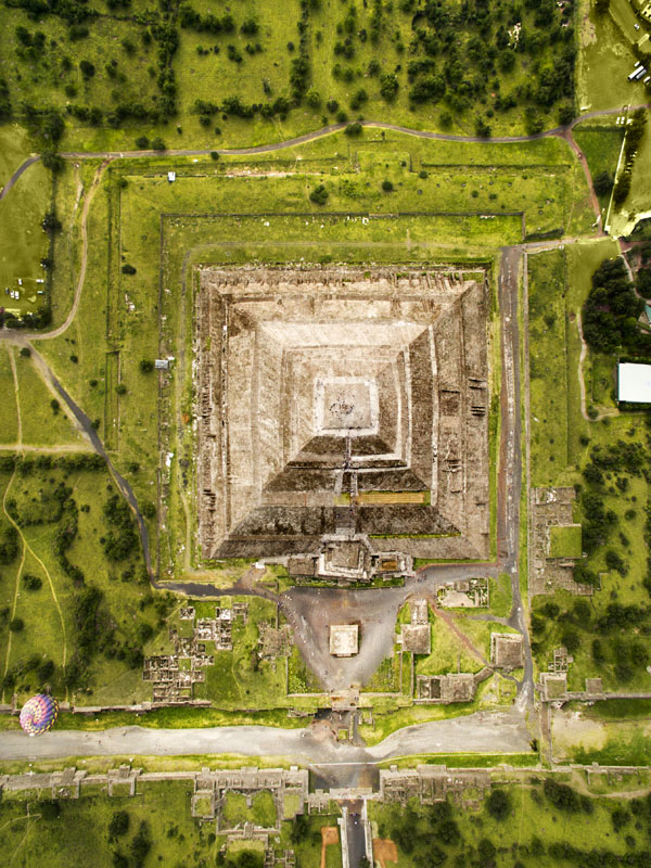 BioGeometry: A New Science to Understand Ancient Sacred Sites Pyramid Temple