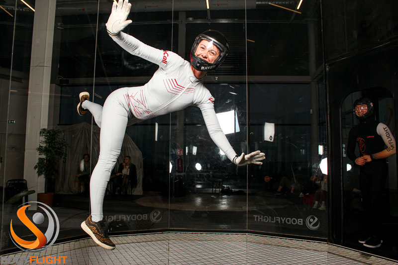 Flying High with Modern Day Superhuman Amber Forte