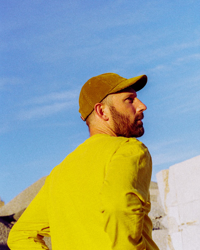 Mat Kearney: On Making Music, Crafting Connections, and the Natural Flow of January Flower