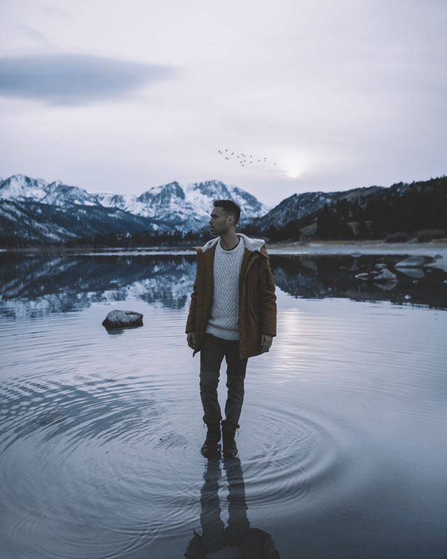 'Mirror Reflections' With Jordan Taylor Wright: You Own The Power To Be The Change Mountains Lake
