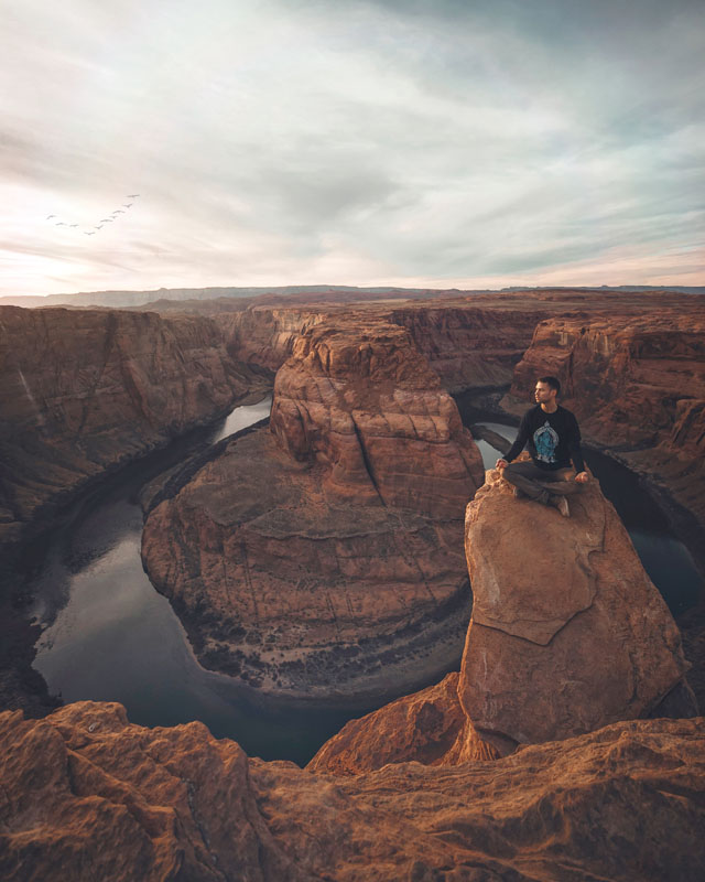 'Mirror Reflections' With Jordan Taylor Wright: You Own The Power To Be The Change Meditation Cliff