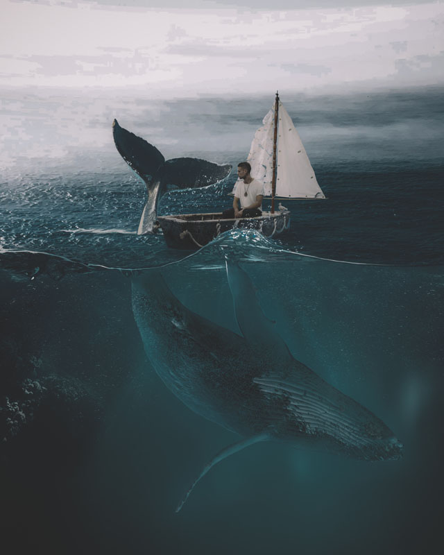 'Mirror Reflections' With Jordan Taylor Wright: You Own The Power To Be The Change Boat Whale