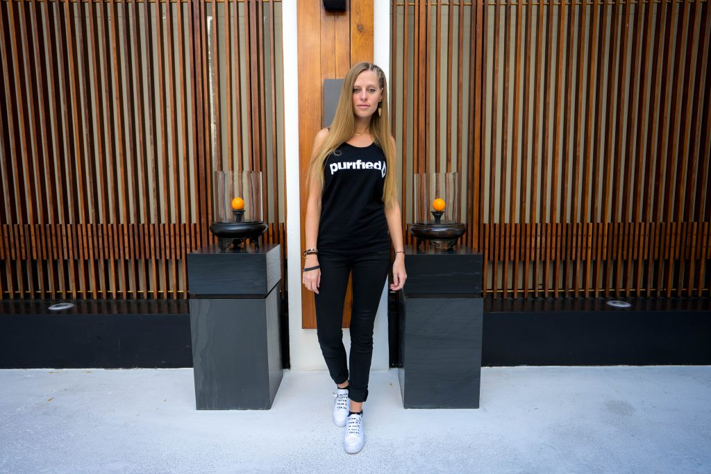 Get 'Purified' On Nature & Music With Nora en Pure Orange Wall Wood Ball