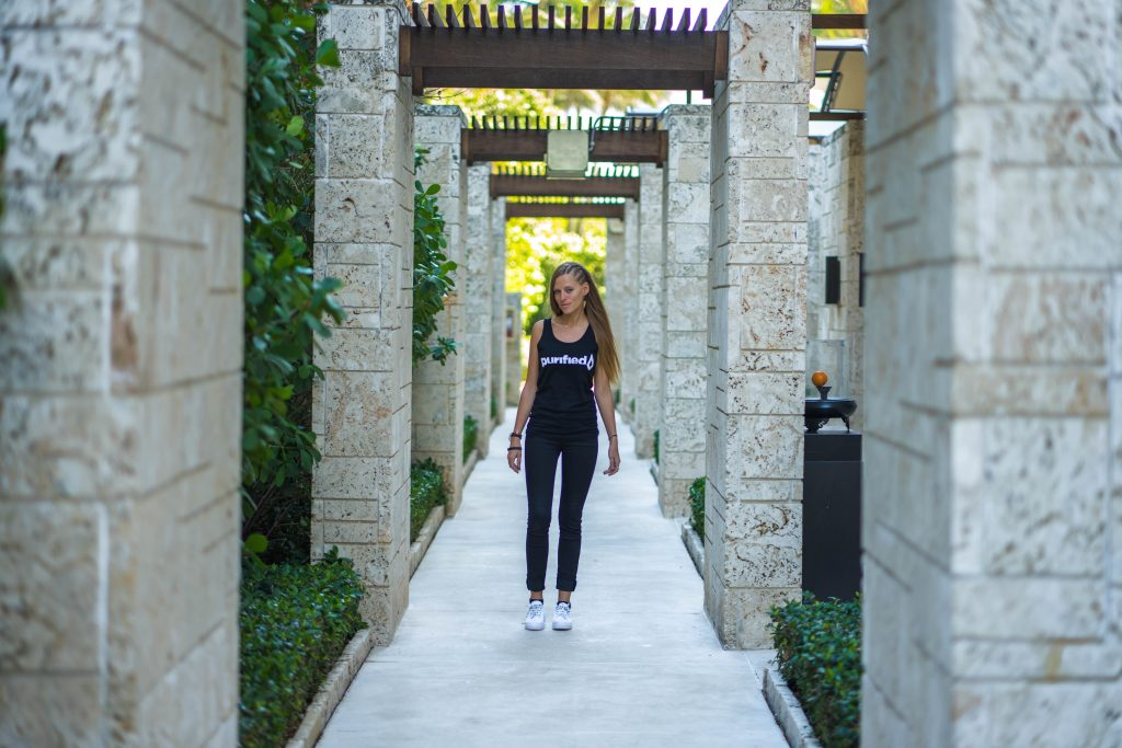 Get 'Purified' On Nature & Music With Nora en Pure Hero Shot Walkway Stone