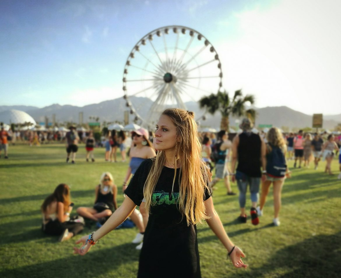 Get 'Purified' On Nature & Music With Nora en Pure Coachella Wheel