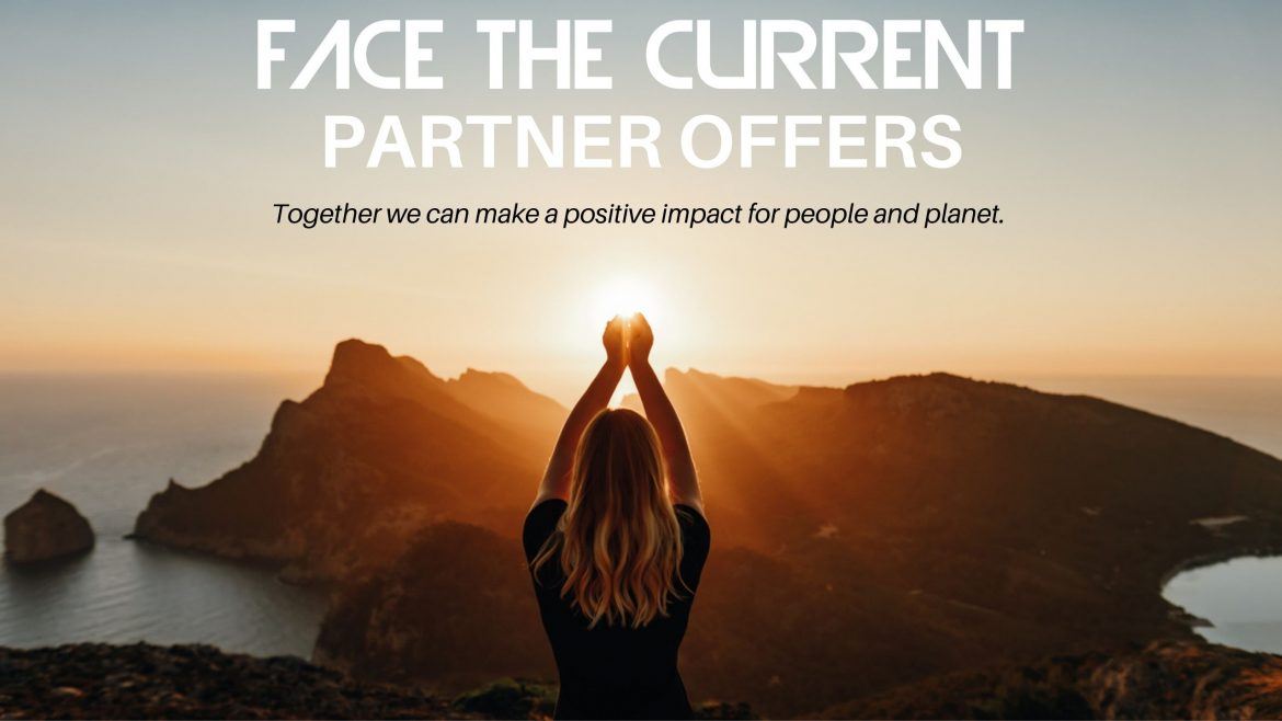 Take Advantage of Our Brand Partner Offers at Face the Current