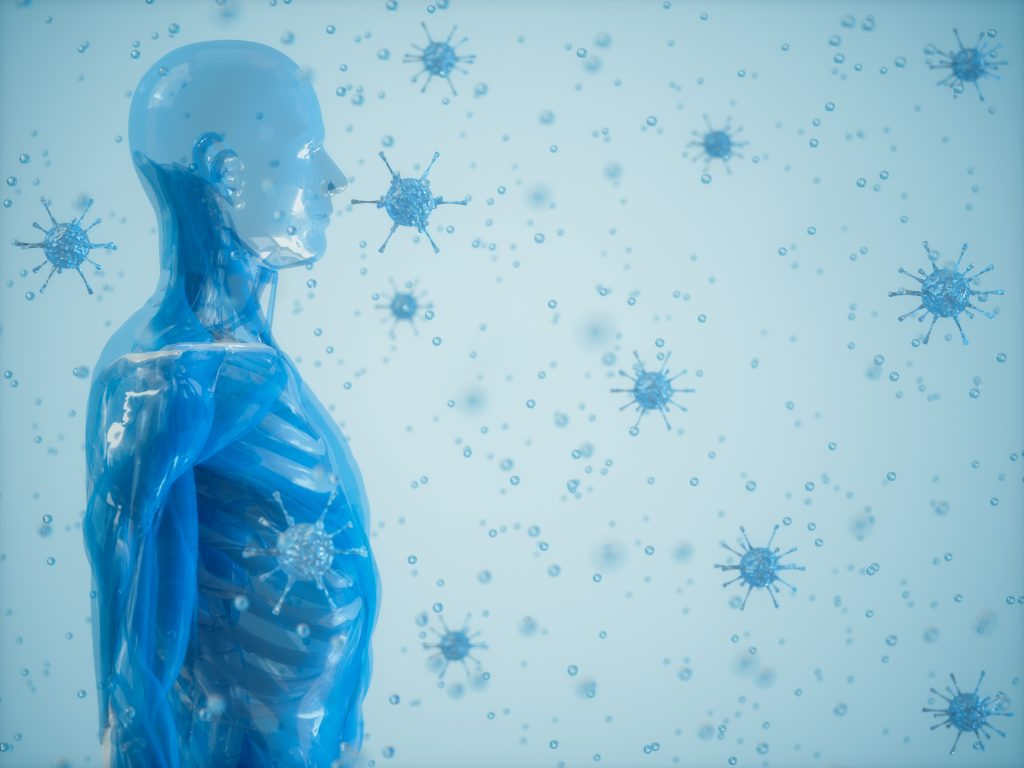 10 Ways to Relieve Allergy Symptoms Human Immune System and Bacteria
