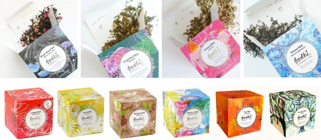 Take Advantage of Our Brand Partner Offers at Face the Current Bodhi Tea Organic