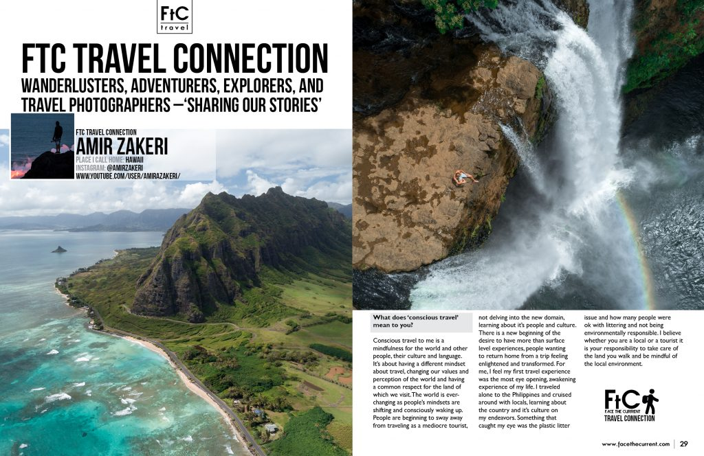 Tips to a Total Travel Experience & the Art of Connection with Amir Zakeri Feature Cover