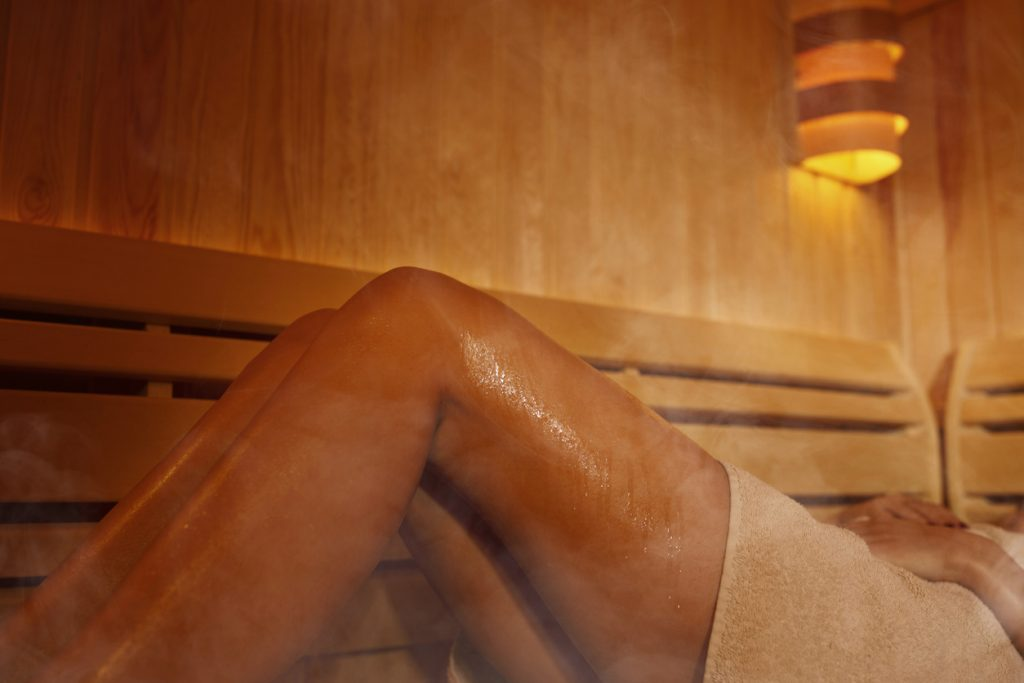 How Personal Hydration & Biodata can Improve Your Sauna Experience Sweat Legs