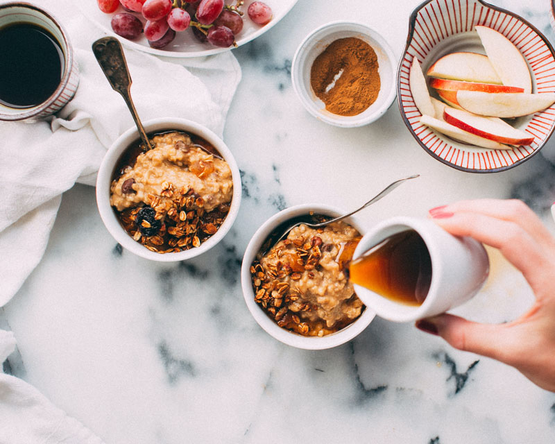 microbiome gut health intestinal inflammation maple syrup credit jennifer pallian amazing sweet spread natural goods