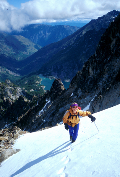 Jane courage climb with christine boskoff mountaineer legend